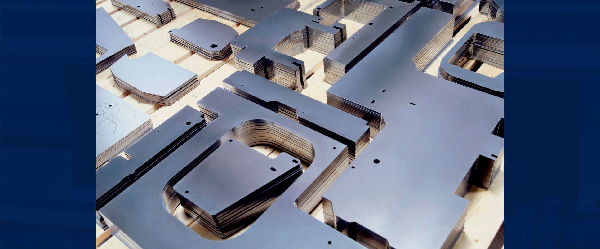 Haake Manufacturing | CNC Laser Cutting